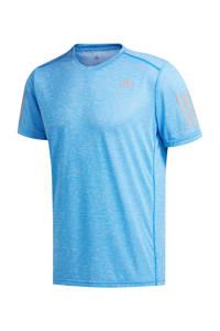adidas Performance   hardloopshirt lichtblauw, Lichtblauw, Heren