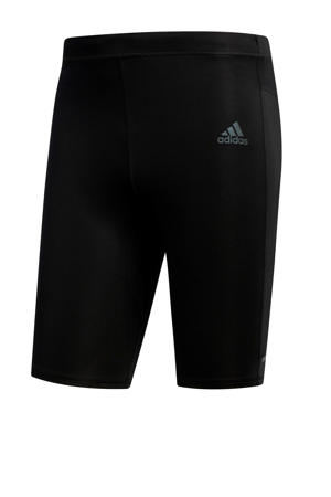 Own The Run hardloopshort zwart