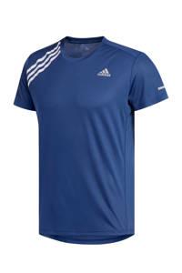 adidas Performance   hardloop T-shirt donkerblauw, Donkerblauw, Heren
