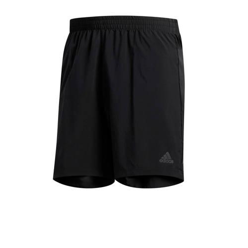 adidas Performance hardloop short zwart