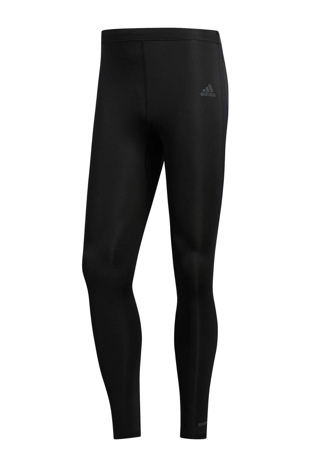 adidas Performance   Own The Run hardloopbroek zwart, Zwart