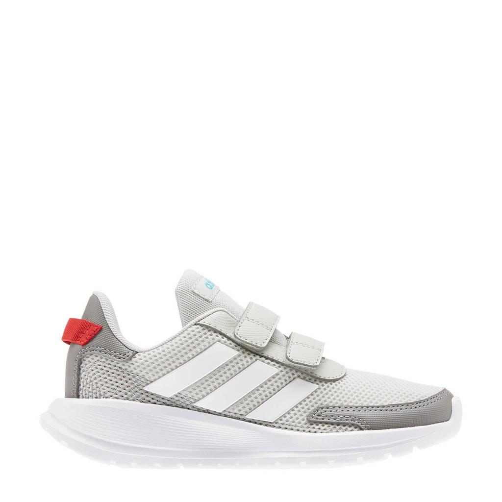 adidas Performance Tensaur Run C sportschoenen grijs/wit kids, Grijs/wit