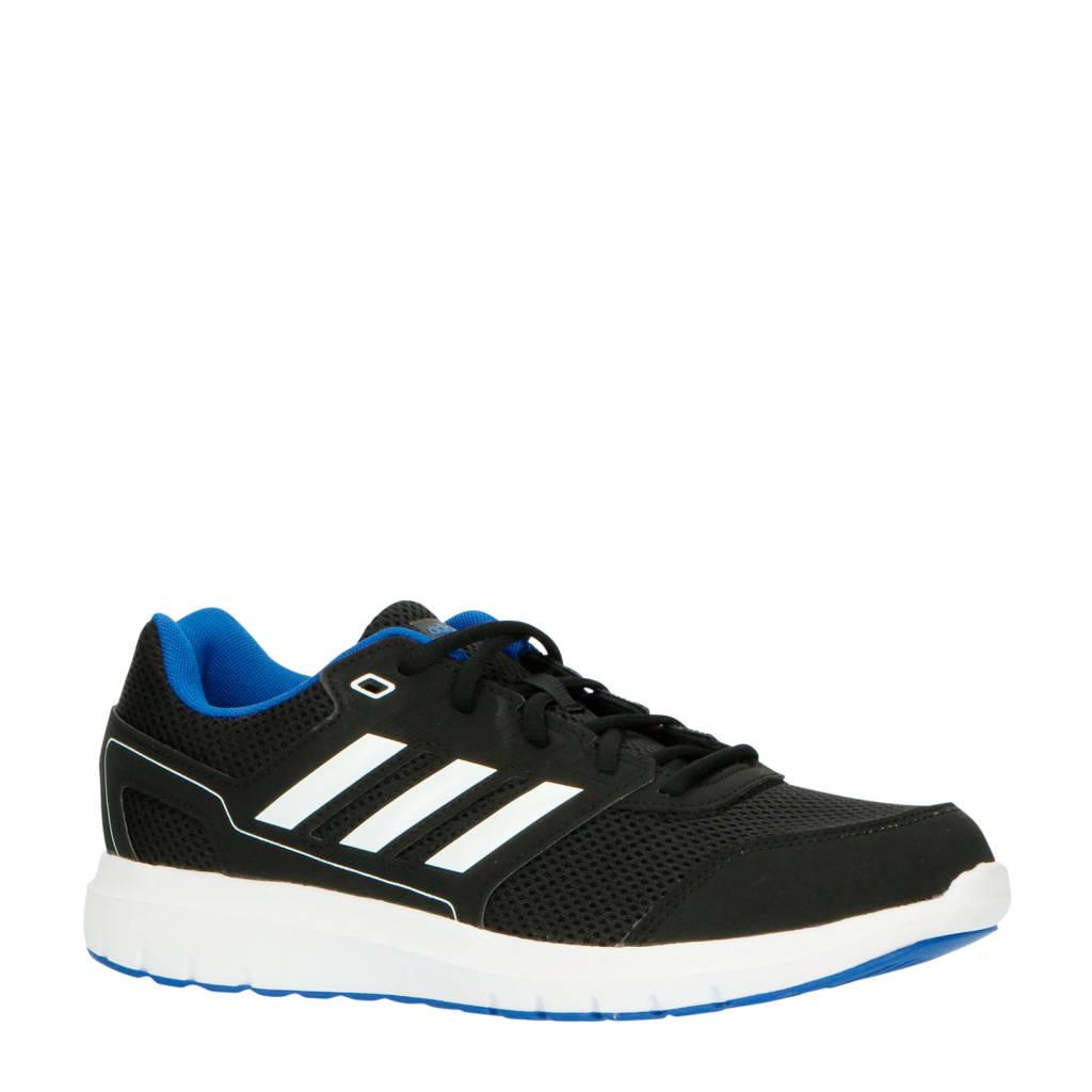 adidas DURAMO LITE 2.0  hardloopschoenen zwart/wit, Zwart/wit/blauw, Heren
