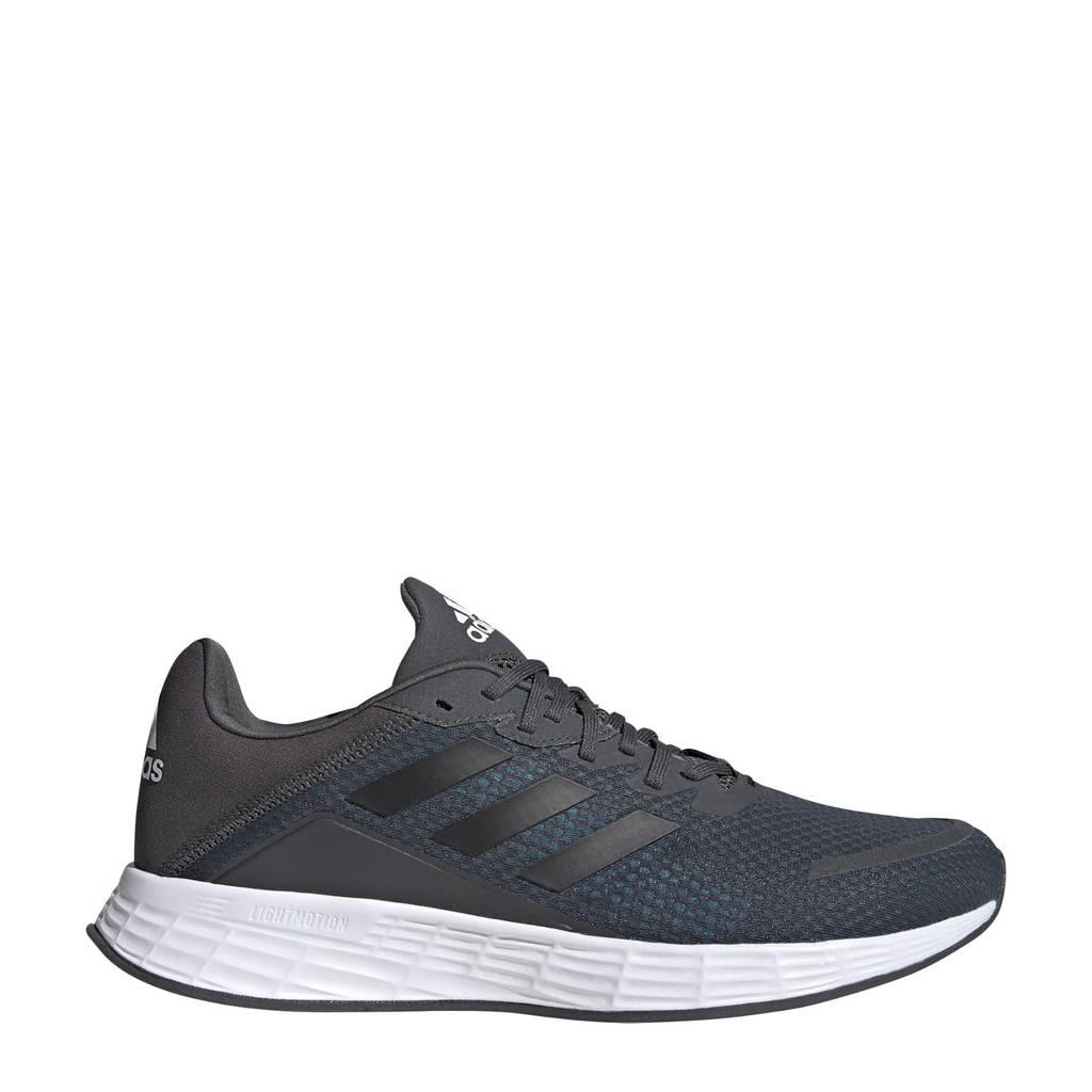 adidas Performance Duramo SL hardloopschoenen grijs/zwart/iwt, Grijs/zwart/wit