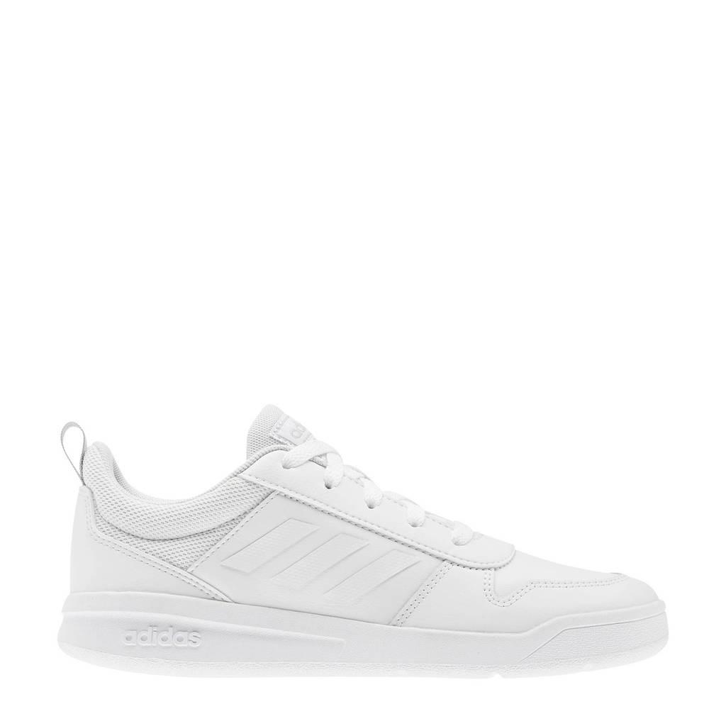 adidas Performance Tensaur K sportschoenen donkerblauw/wit kids, Wit