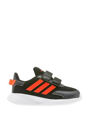 Tensaur Run I hardloopschoenen zwart/rood kids