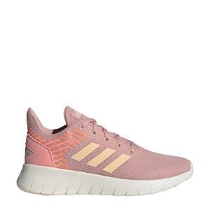 Asweerun  hardloopschoenen oudroze/roze/oranje