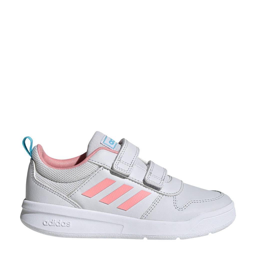 adidas Performance Tensaur   sportschoenen wit/roze, Wit/roze