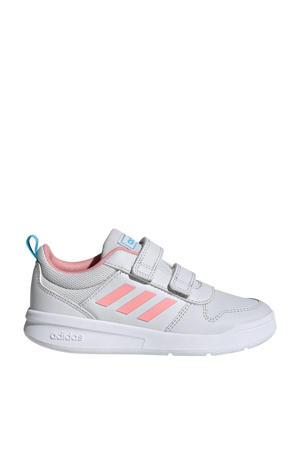 Tensaur   sportschoenen wit/roze