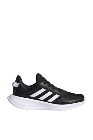 Tensaur Run K hardloopschoenen zwart/wit kids