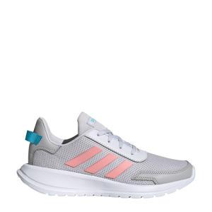 Tensaur Run K hardloopschoenen lichtgrijs/roze kids