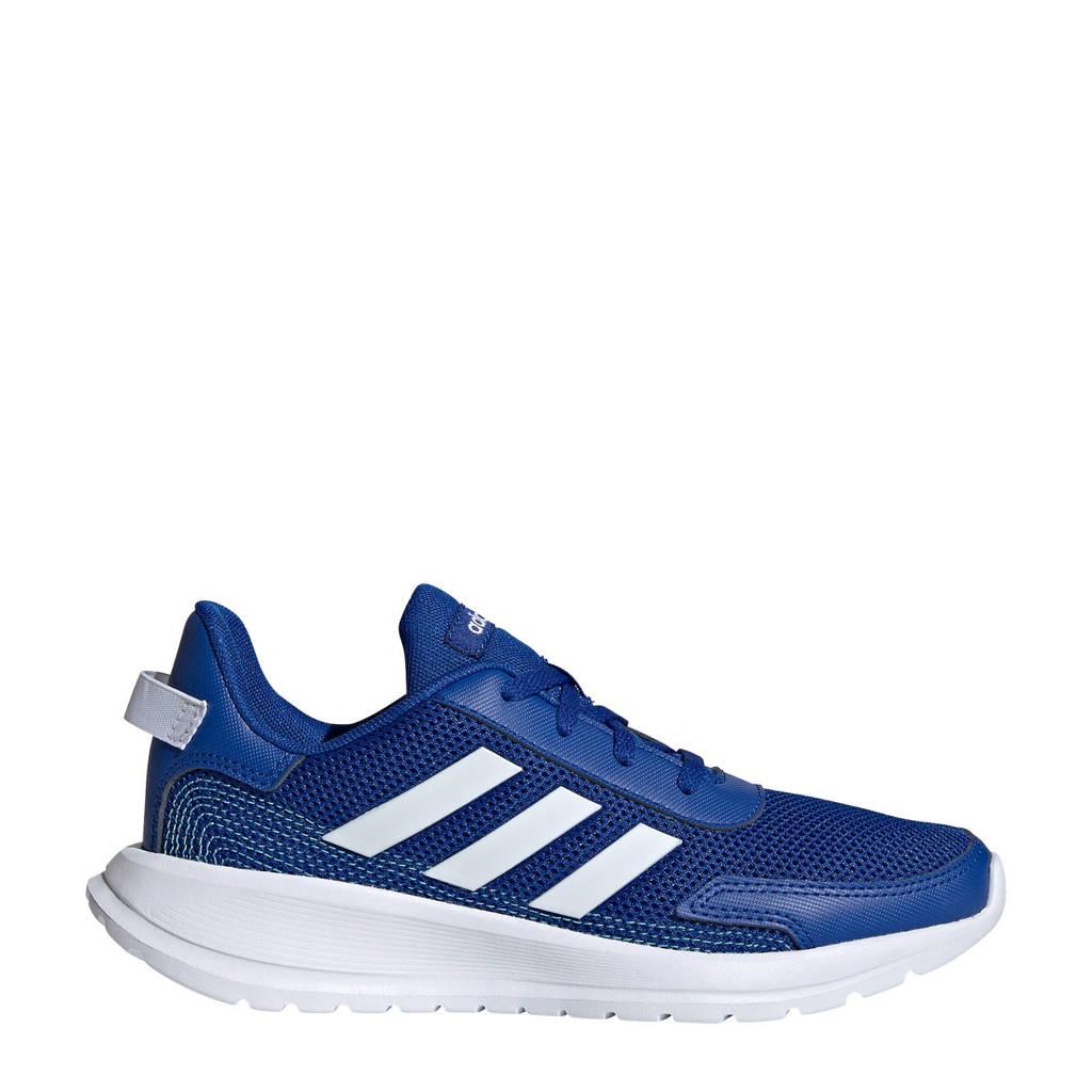 adidas Performance Tensaur Run K hardloopschoenen blauw/wit kids, Blauw/wit
