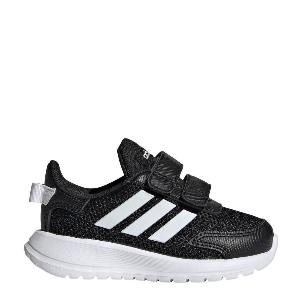 adidas Performance Tensaur Run I hardloopschoenen zwart kids, Zwart/wit