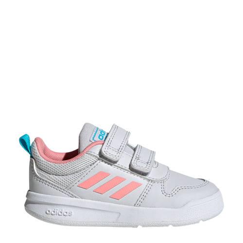 adidas Performance Tensaur I sportschoenen wit/roz
