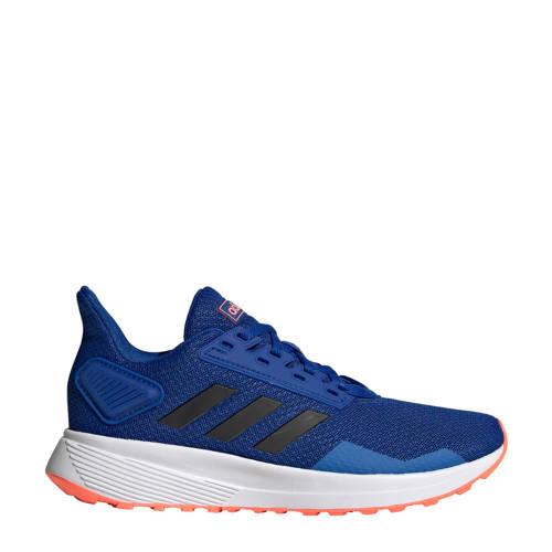 adidas Performance Duramo 9 sportschoenen kobaltbl