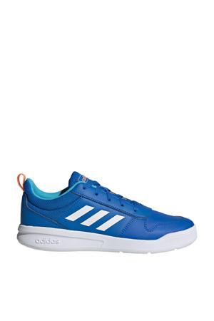 Tensaur K sportschoenen kobaltblauw/wit kids