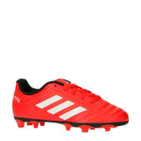 adidas Performance Copa 20.4 Firm Ground  voetbalschoenen rood, Rood/wit/zwart
