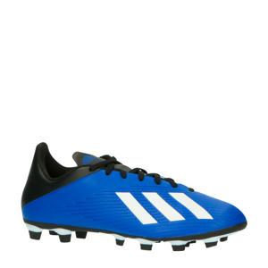 X 19.4 FxG X 19.4 FxG voetbalschoenen kobaltblauw/zwart