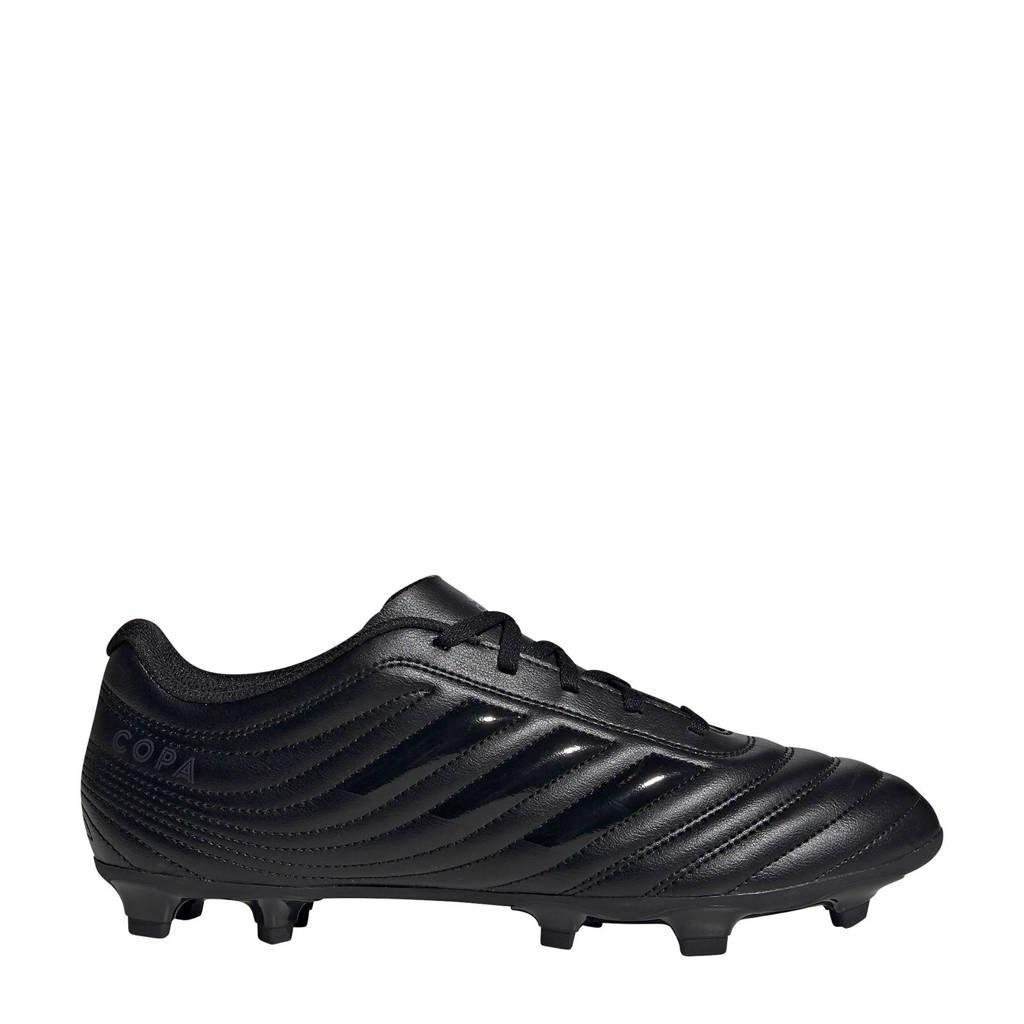 adidas Performance Copa 20.4 Firm Ground  voetbalschoenen zwart, Zwart