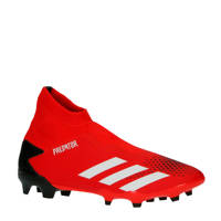 adidas Performance PREDATOR 20.3 LL FG  voetbalschoenen rood/wit, Rood/wit