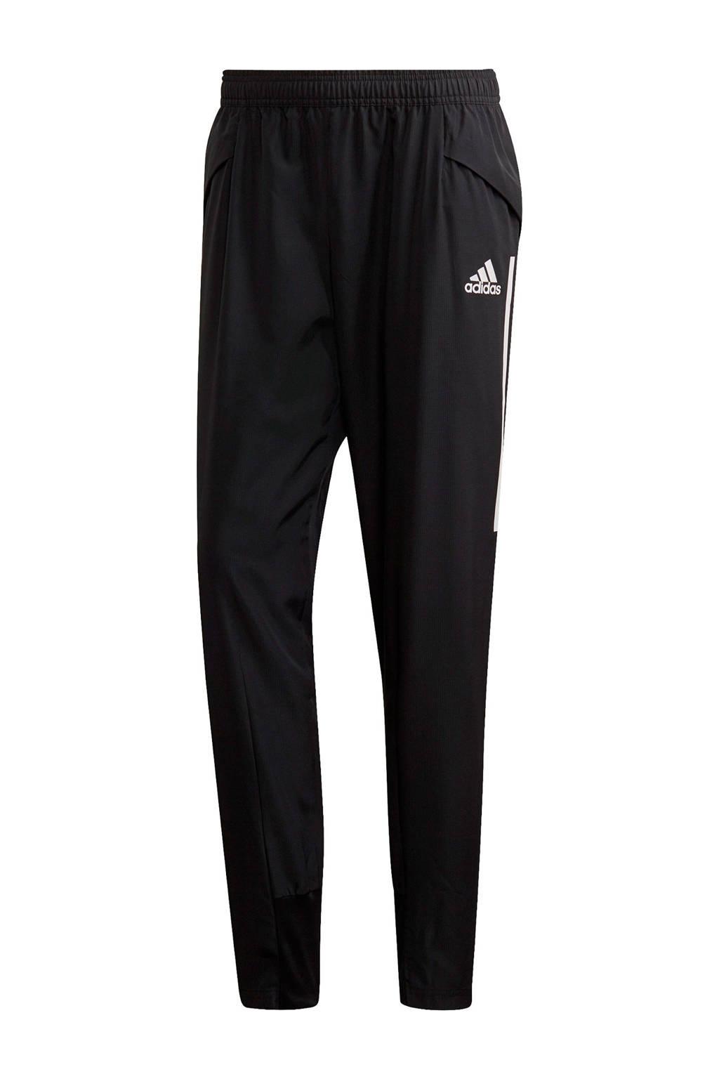 adidas Performance   sportbroek Condivo zwart, Zwart