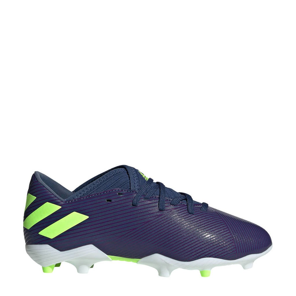 adidas Performance Nemeziz Messi 19.3 Firm Ground Cleats  voetbalschoenen donkerblauw, Donkerblauw