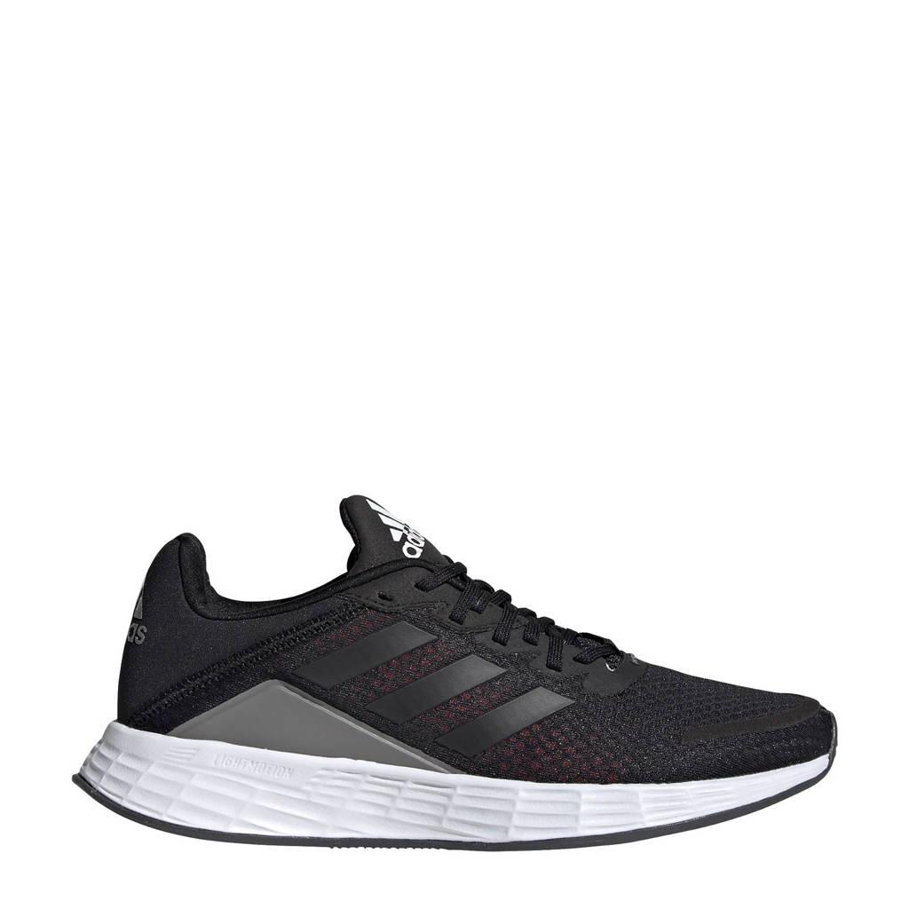 adidas Performance Duramo SL hardloopschoenen zwart/grijs, Zwart/grijs