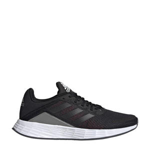 Duramo SL hardloopschoenen zwart/grijs