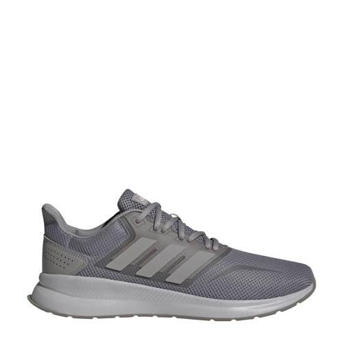 adidas Performance Runfalcon hardloopschoenen grij