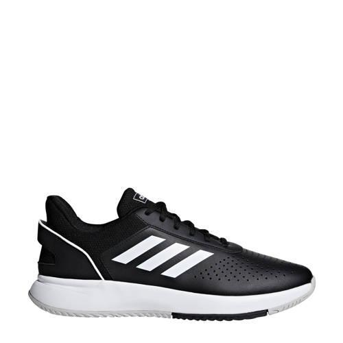 adidas Performance Courtsmash tennisschoenen zwart