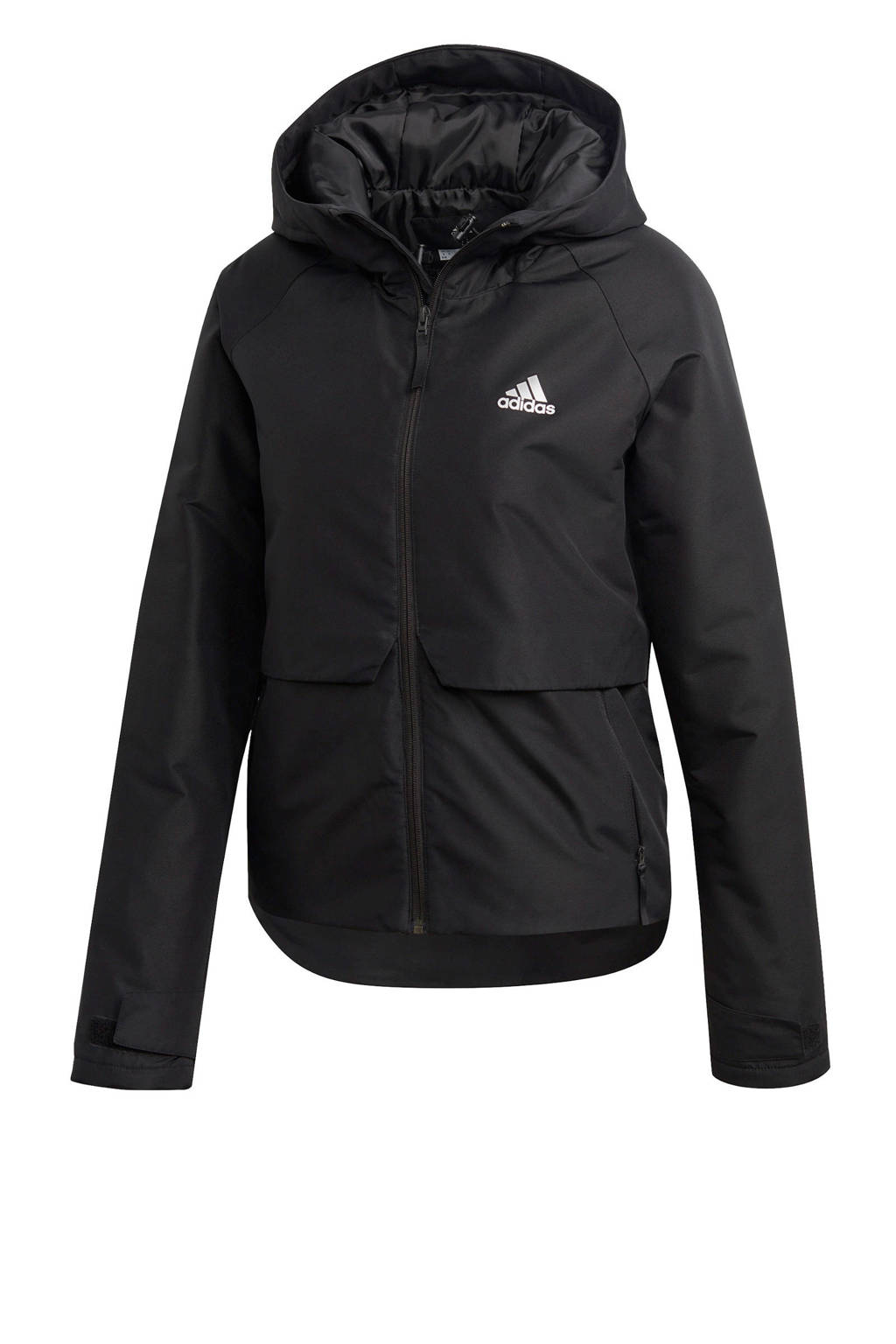 adidas Performance sportjack zwart, Zwart
