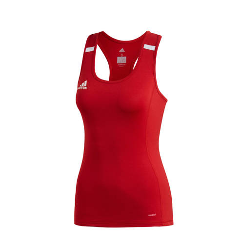 adidas Performance sporttop T19 rood