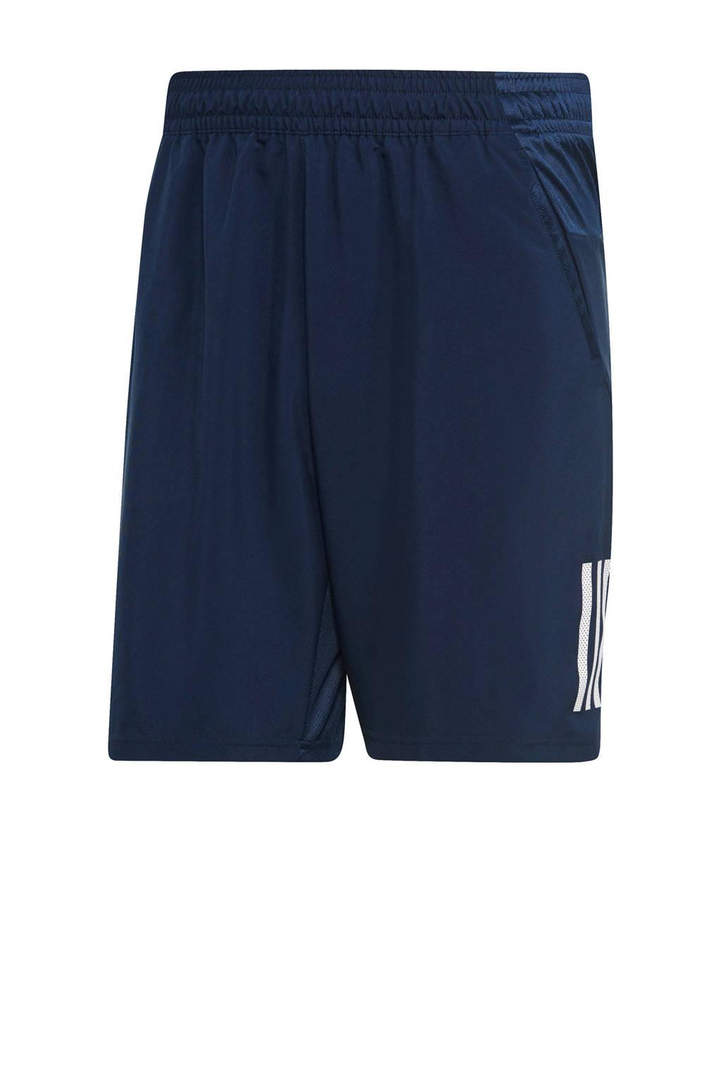 adidas Performance   tennisshort donkerblauw, Donkerblauw