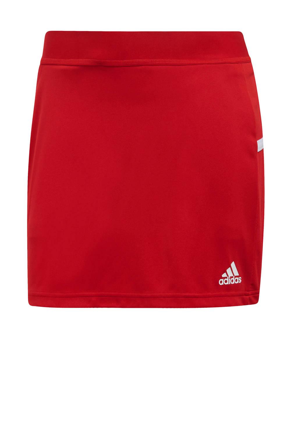 adidas Performance sportrokje rood, Rood