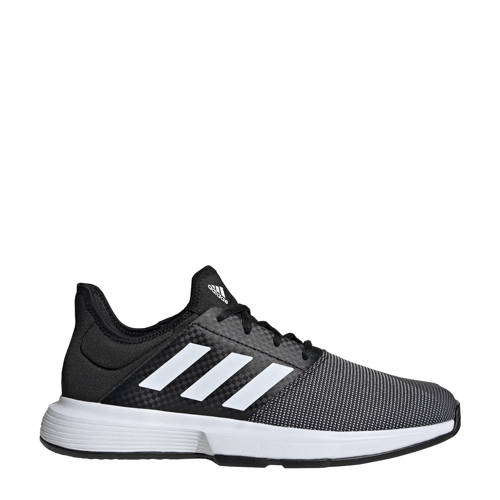adidas Performance GameCourt tennisschoenen zwart/