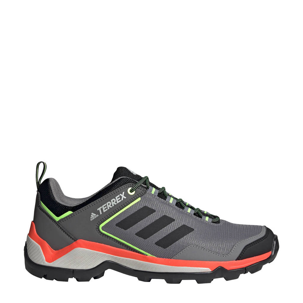 adidas Performance Terrex Eastrail   wandelschoenen grijs/zwart/groen, Grijs/zwart/groen