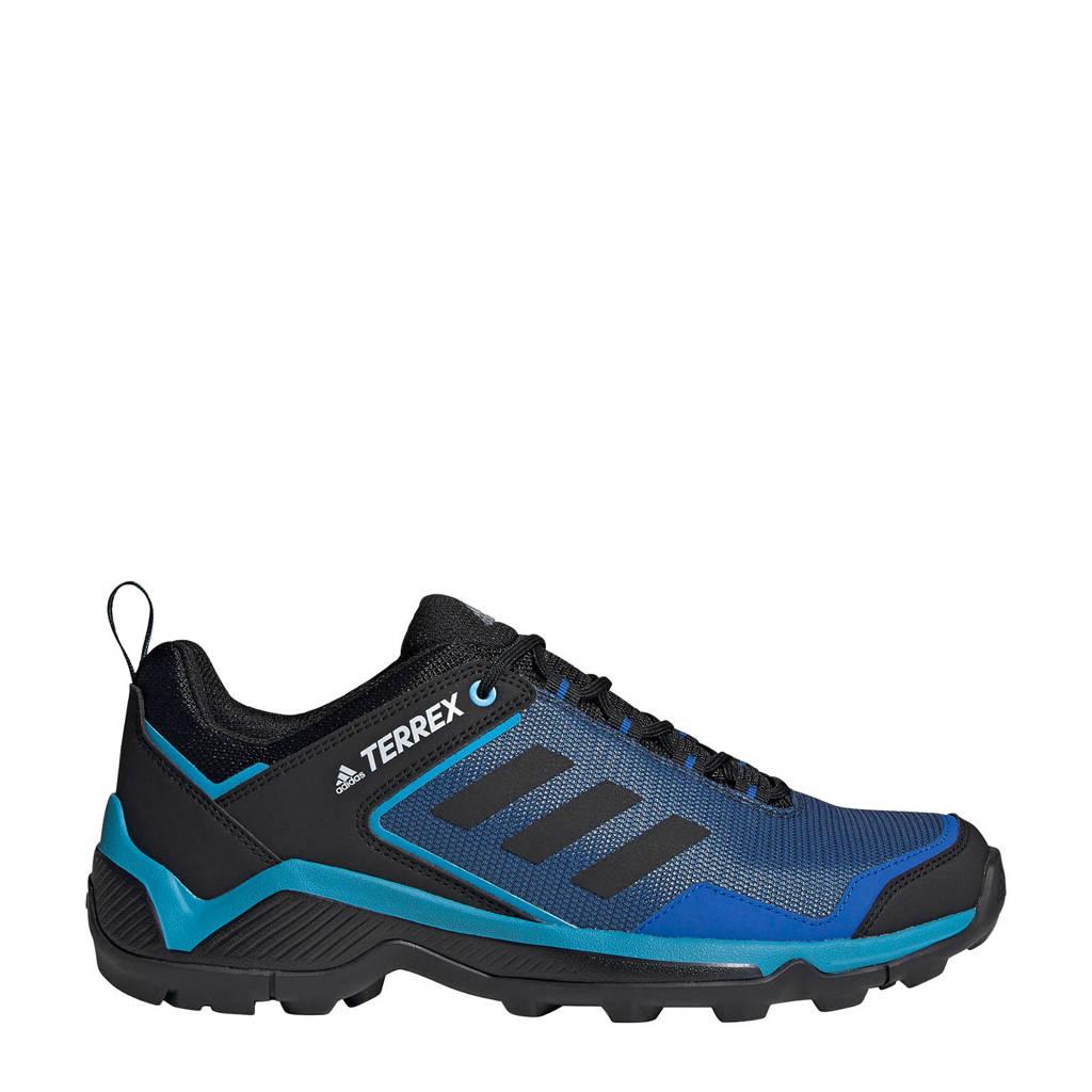adidas Performance Terrex Eastrail   wandelschoenen blauw/zwart, Blauw/zwart