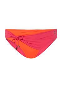 Beachlife bikinibroekje roze/rood, Roze/rood