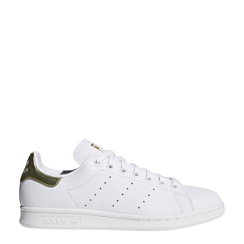 adidas Originals Stan Smith  sneakers wit/goud, Wit/goud
