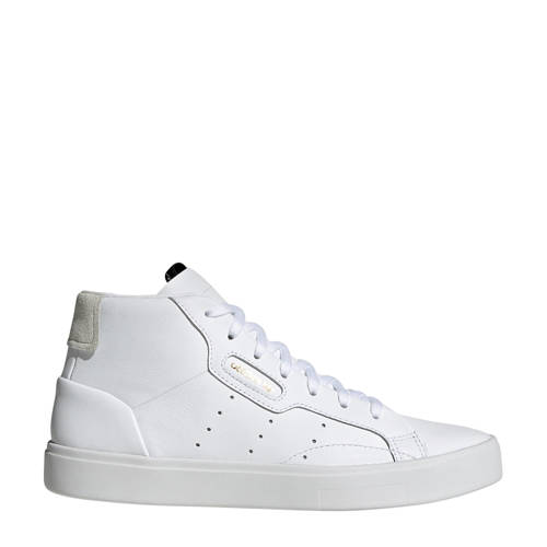 adidas originals Sleek Mid W sneakers wit