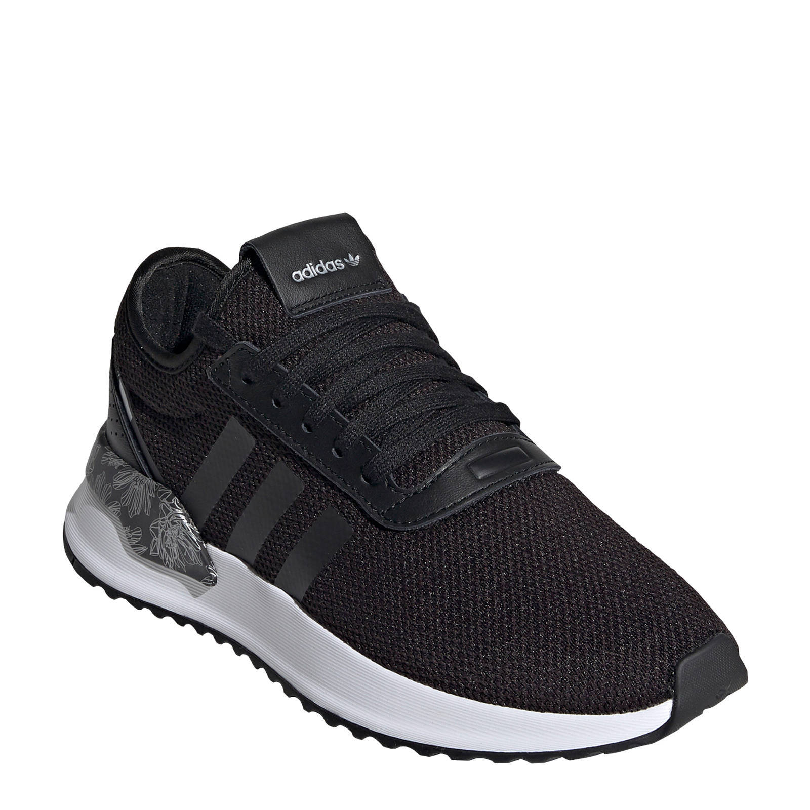 U_PATH X sneakers zwartwit