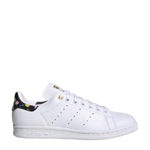 Stan Smith W  sneakers wit/zwart bloem