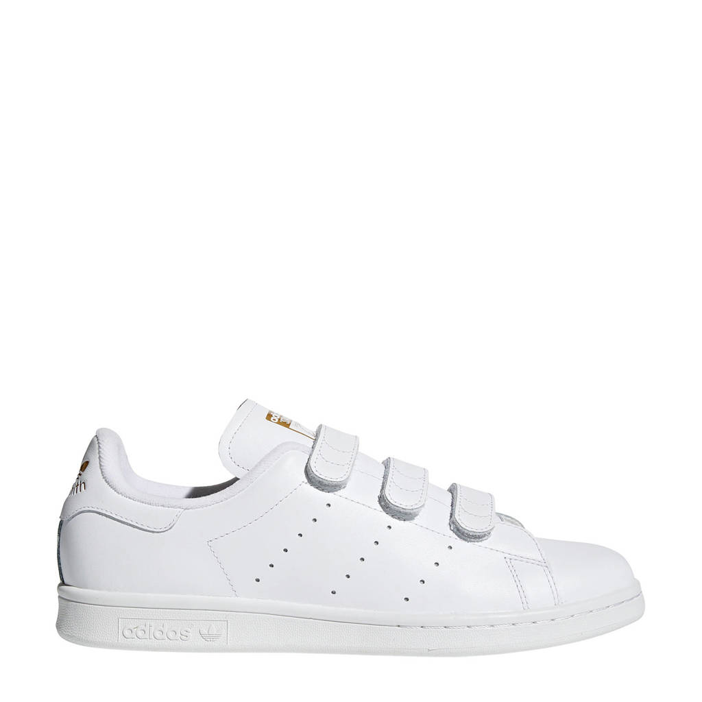 adidas Originals Stan Smith CF leren sneakers wit, Wit