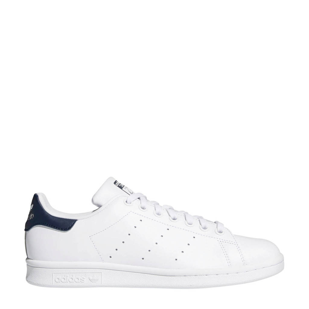 adidas Originals Stan Smith W sneakers wit, Wit/donkerblauw