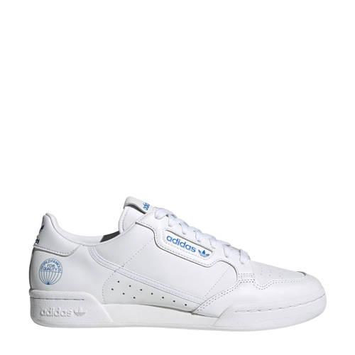 adidas Originals Continental 80 sneakers wit