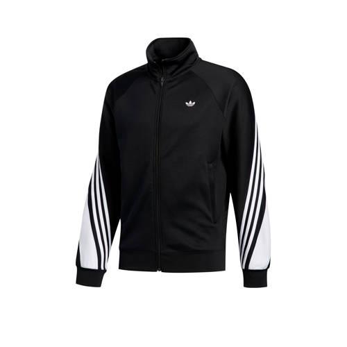 adidas originals vest zwart-wit