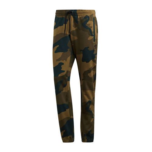 adidas originals joggingbroek camouflageprint