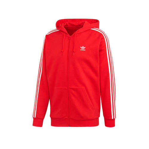 adidas Originals Adicolor vest rood