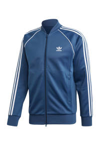 adidas Originals   Adicolor vest blauw, Blauw, Heren