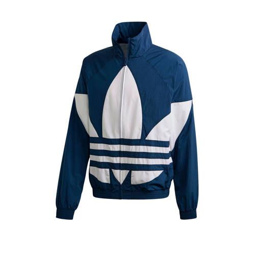 adidas originals Adicolor jack donkerblauw